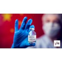 Logo of the podcast Wuhanin uusi koronavirus iski lepakoista ihmisiin väli-isännän ja kiinalaisen torin kautta