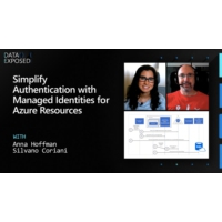 Logo of the podcast Simplify Authentication with Managed Identities for Azure Resources | Data Exposed