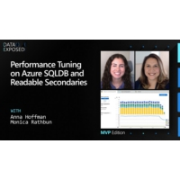Logo of the podcast Performance Tuning on Azure SQLDB and Readable Secondaries | Data Exposed