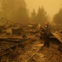 Logo du podcast Wildfires in the American West: A Lockdown within a Lockdown 2020-09-14
