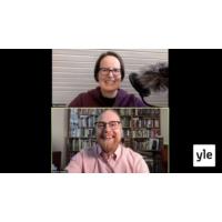 Logo of the podcast Etätyön matematiikkaa ja psykologiaa - videoneuvotteluissa hyödynnetään kasvojentunnistusta ja tied…