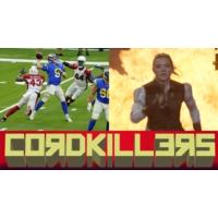 Logo du podcast Cordkillers 367 – Release the Star Wars Snyder Cut (w/ Bill Meeks)