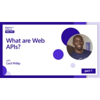 Logo du podcast What are Web APIs? [1 of 18] | Beginner's Series to: Web APIs | Beginner's Series to: Web APIs