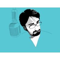 """Logo du podcast Nuno Markl: """"Para se fazer comédia há que ter um certo trauma e coisas a torturar-nos cá dentro"""""""