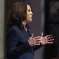 Logo of the podcast Vice President Kamala Harris to Migrants: Do Not Come 2021-06-11