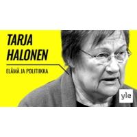 Logo of the podcast Elämä ja politiikka: Tarja Halonen