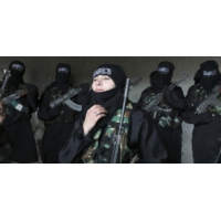 Logo of the podcast Syrie: Le retour impossible des femmes de terroristes