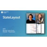 Logo of the podcast Xamarin Community Toolkit: StateLayout | The Xamarin Show