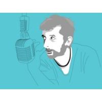 """Logo du podcast Miguel Guilherme: """"Sem cultura, nós transformamo-nos nuns animais. E nós, portugueses, estamos meio…"""
