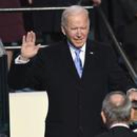 Logo of the podcast Key Moments from the Inauguration of President Biden and Vice President Harris 2021-01-20