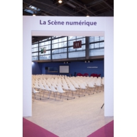 Logo of the podcast « PAROLES D'AUTEUR » : INGRID DESJOURS, FABRICE HUMBERT, une conférence du Salon du livre de Paris