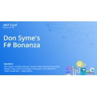 Logo of the podcast Don Syme's F# Bonanza | Focus on F#