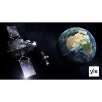 Logo of the podcast Sääennustajat saavat avukseen pian satelliitteja, jotka ovat kuin tieteistarinoista