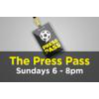 Logo of the podcast The Press Pass - Sunday, July 31