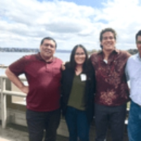 Logo du podcast Native Biodata, Indigenous Carbon Resistance, COVID Boosters Next Steps. Oct 15, 2021, Part 1