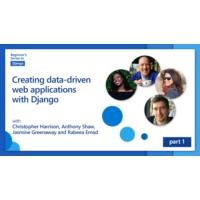 Logo of the podcast Creating data-driven web applications with Django [1 of 24] | Beginner's Series to: Django | Beginn…