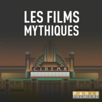 "Logo of the podcast Saison 2 - 6. ""Psychose"", le film d'horreur mythique d'Alfred Hitchcock"