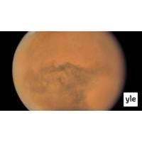 Logo of the podcast Mars on nyt lähimmillään Maata - heinäkuussa lähetetyt luotaimet ovat puolimatkassa