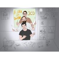 """Logo du podcast Os criadores do 'Jovem Conservador de Direita': """"Havia muita direita com medo de uma ditadura do ti…"""