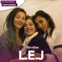 Logo of the podcast LEJ interview dans Les Instants Privilégiés Hotmixradio.