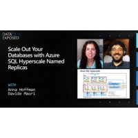Logo of the podcast Scale Out Your Databases with Azure SQL Hyperscale Named Replicas | Data Exposed
