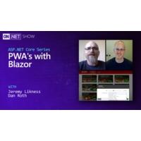 Logo of the podcast ASP.NET Core Series: PWA's with Blazor | On .NET