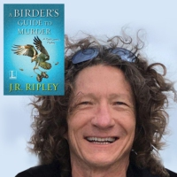 Logo of the podcast Episode 84: A Birder's Guide to Murder, with JR Ripley