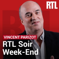 Logo of the podcast RTL Soir Week-End du 26 décembre 2020