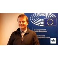 Logo of the podcast Miten vaikeaa on EU-vaaleissa äänestäminen, Jarmo Oikarinen?