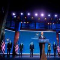 Logo of the podcast Can Joe Biden Repair America's Reputation Abroad?