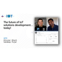 Logo of the podcast The future of IoT solutions development… today! | Internet of Things Show