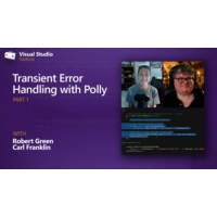 Logo of the podcast Transient Error Handling with Polly Part 1 | Visual Studio Toolbox