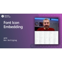 Logo du podcast Xamarin Quick Tips: Font Icon Embedding | The Xamarin Show