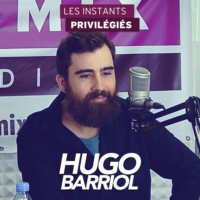 Logo du podcast HUGO BARRIOL interview dans Les Instants Privilégiés Hotmixradio.