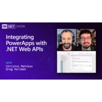 Logo du podcast Integrating PowerApps with .NET Web APIs | On .NET