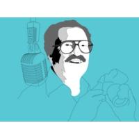 """Logo du podcast Eduardo Gageiro: """"Tenho pena de não ter fotografado Salazar a cair da cadeira. No caixão ele pareci…"""