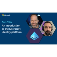 Logo of the podcast An introduction to the Microsoft identity platform | Azure Friday