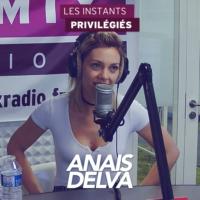 Logo of the podcast ANAIS DELVA interview dans Les Instants Privilégiés Hotmixradio.
