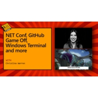 Logo of the podcast TWC9: .NET Conf, GitHub Game Off, Windows Terminal and more | This Week On Channel 9