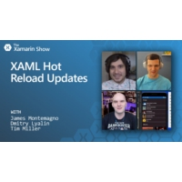Logo du podcast XAML Hot Reload Updates | Xamarin Show | The Xamarin Show
