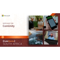 Logo of the podcast South Africa: Spotlight on ComUnity  | CodeStories