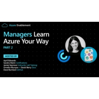 Logo of the podcast Managers: Learn Azure Your Way Pt. 2  | Azure Enablement