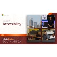 Logo of the podcast South Africa: All about accessibility | CodeStories