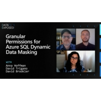 Logo du podcast Granular Permissions for Azure SQL Dynamic Data Masking | Data Exposed