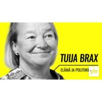 Logo of the podcast Elämä ja politiikka: Tuija Brax