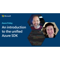 Logo of the podcast An introduction to the unified Azure SDK | Azure Friday