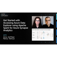 Logo du podcast Get Started with Accessing Azure Data Explorer using Apache Spark for Azure Synapse Analytics | Dat…