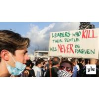 Logo du podcast Libanon räjähdyksen jälkeen