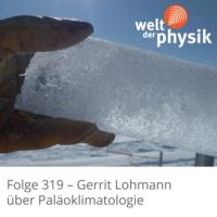 Logo of the podcast Folge 319 – Paläoklimatologie