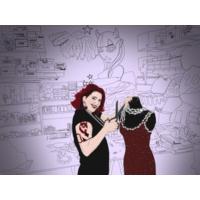 Logo of the podcast Miss Suzie: a mulher que faz da vida um espetáculo